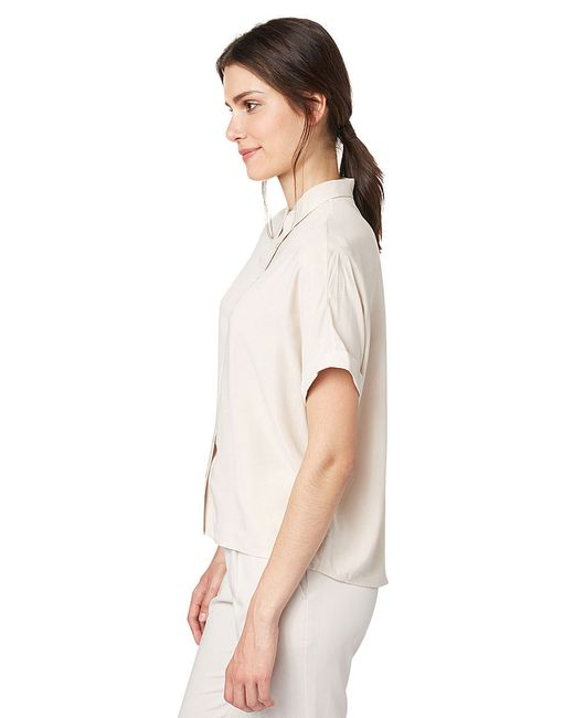 Блузки TOM TAILOR                                                                                                              бежевый цвет