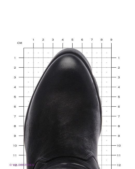 Сапоги Goergo                                                                                                              чёрный цвет
