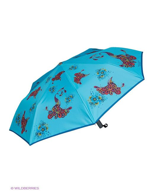 Зонт Slava Zaitsev                                                                                                              голубой цвет
