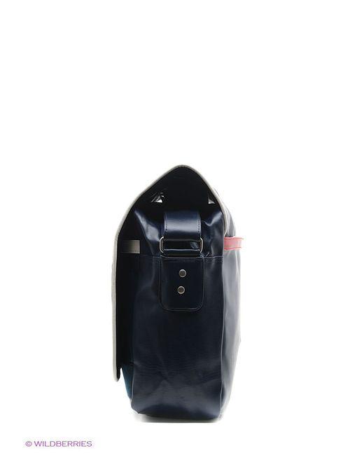 Сумка С Плечевым Ремнем Сумка Flapbag Converse                                                                                                              синий цвет