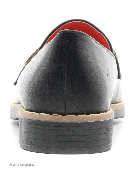 Туфли Camidy                                                                                                              чёрный цвет