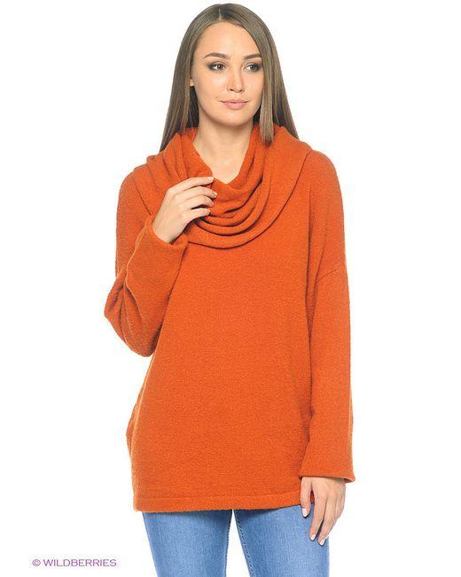 Свитер Mohito                                                                                                              оранжевый цвет