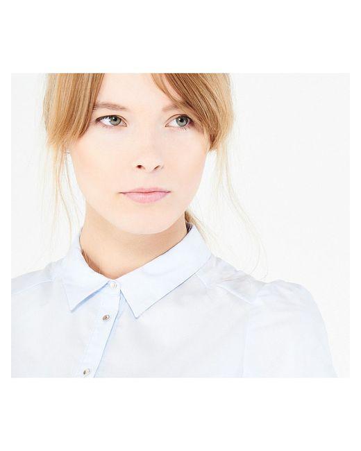 Блузка-Боди Reserved                                                                                                              голубой цвет