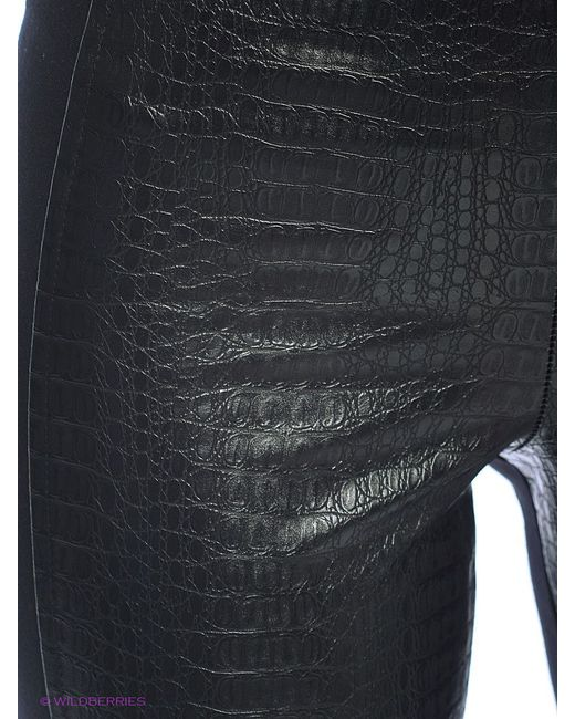 Леггинсы Oodji                                                                                                              чёрный цвет