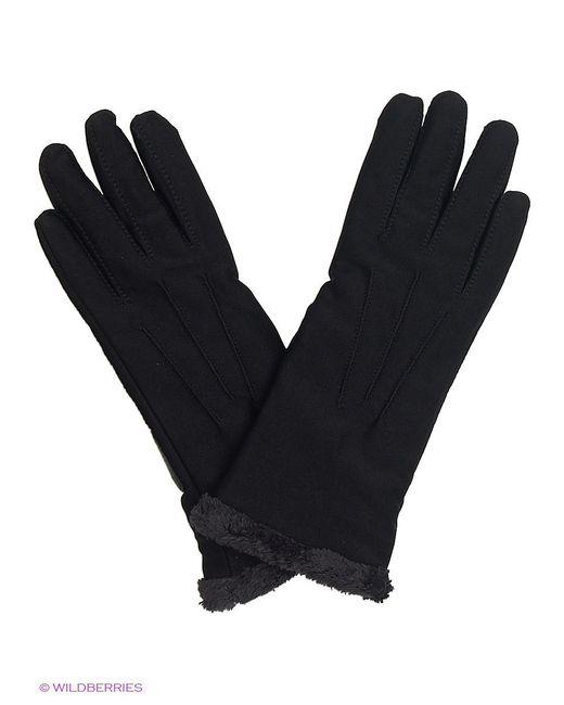 Перчатки Isotoner                                                                                                              чёрный цвет