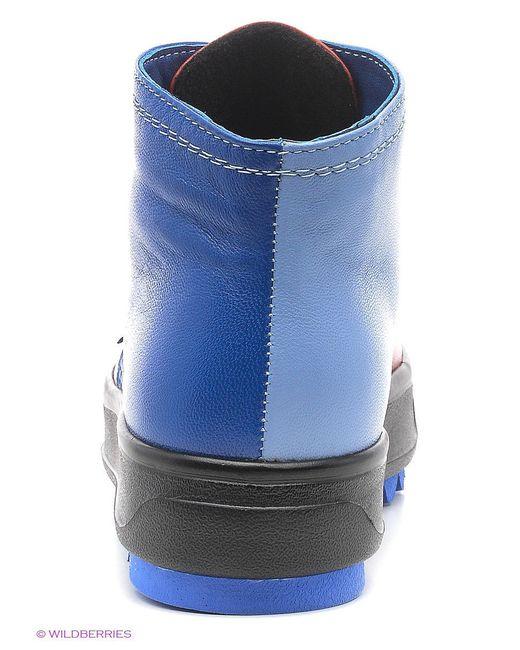 Ботинки Ronnon                                                                                                              синий цвет