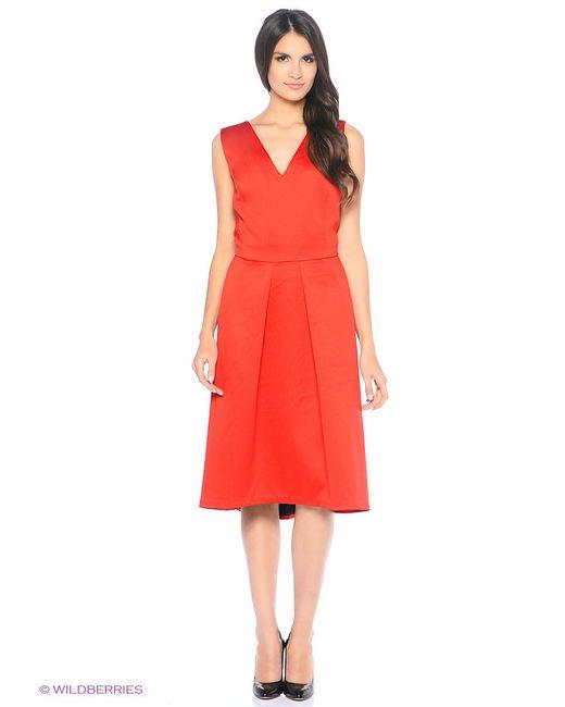 c8fd01476cd Reserved - Женское Красное Платье. Платье Reserved ...
