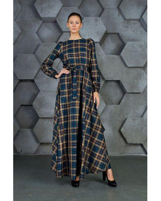 Платье IQdress                                                                                                              коричневый цвет