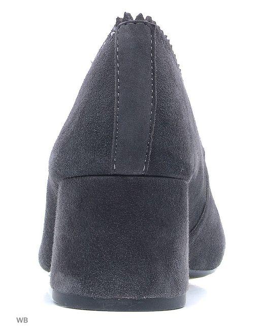 Туфли Diana Mango                                                                                                              серый цвет