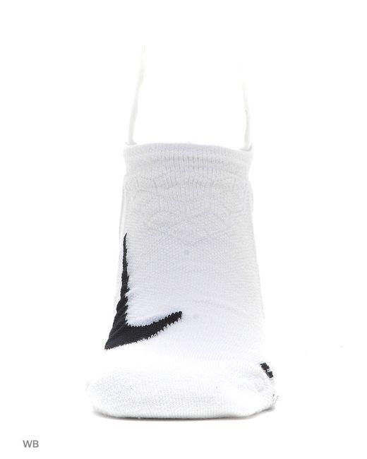 Носки U Nk Elt Cush Ns Nike                                                                                                              белый цвет