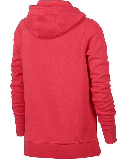 Худи G Nsw Hoodie Po Gfx Nike                                                                                                              красный цвет
