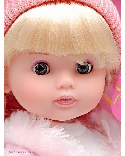 Куклы Карапуз                                                                                                              розовый цвет