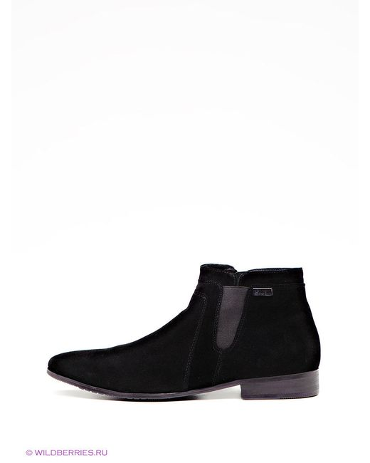 Ботинки Wasco                                                                                                              чёрный цвет