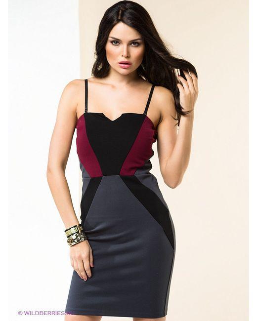 Платья Silvian Heach                                                                                                              чёрный цвет
