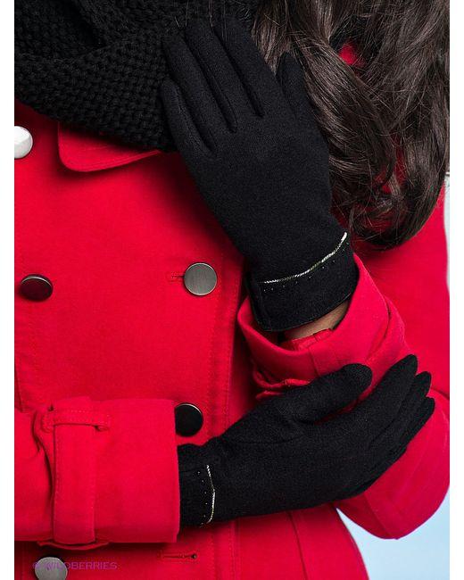 Перчатки Malgrado                                                                                                              чёрный цвет