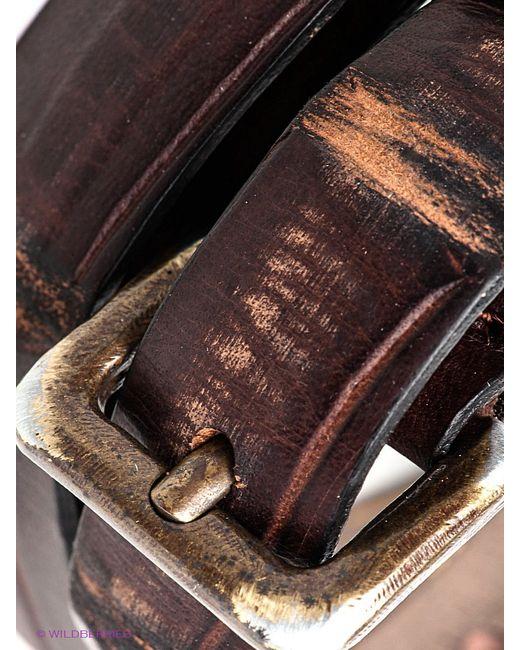 Ремень Diesel                                                                                                              коричневый цвет