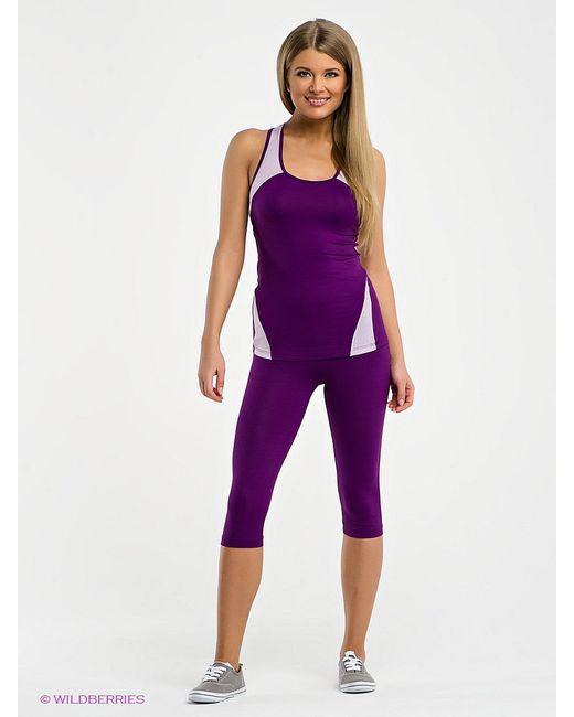 Топ Sport Vision                                                                                                              фиолетовый цвет
