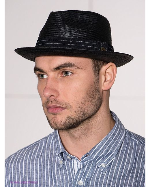 Шляпы Goorin Brothers                                                                                                              чёрный цвет