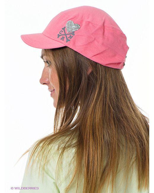 Бейсболки Canoe                                                                                                              розовый цвет