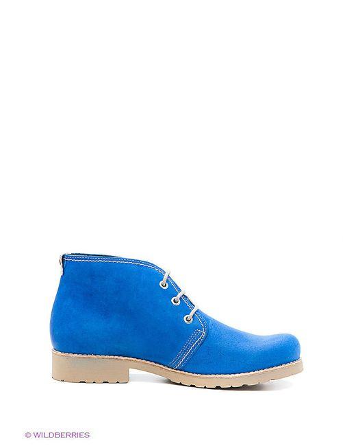 Ботинки Panama Jack                                                                                                              Лазурный цвет