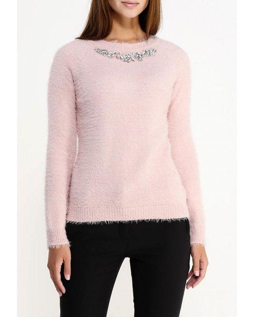 Джемпер ADL                                                                                                              розовый цвет