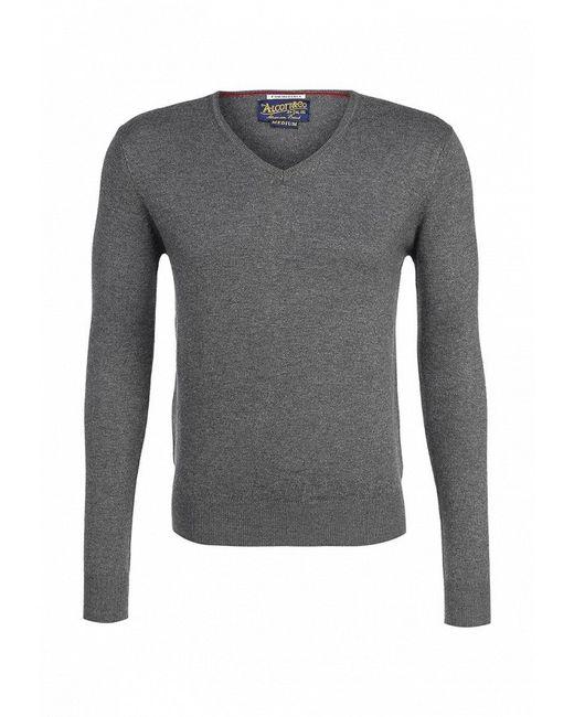 Пуловер Alcott                                                                                                              серый цвет