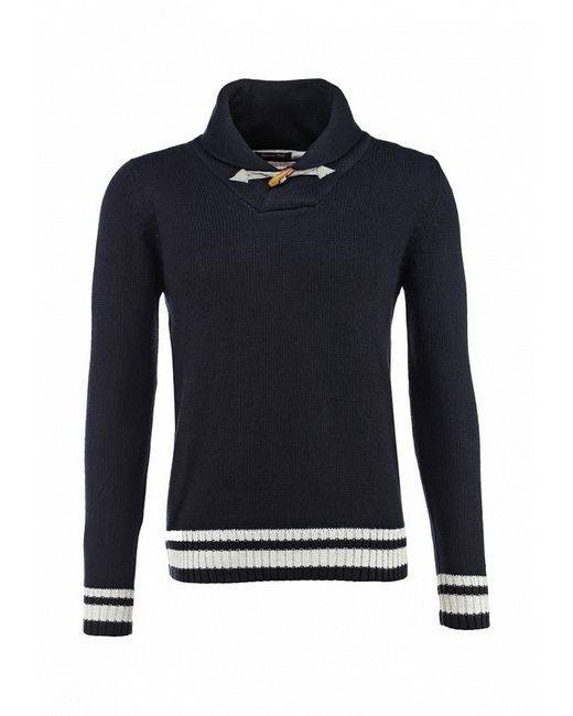 Пуловер Alcott                                                                                                              синий цвет
