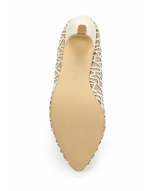 Туфли ANNA LISA                                                                                                              многоцветный цвет