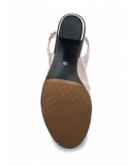Туфли Ascalini                                                                                                              розовый цвет
