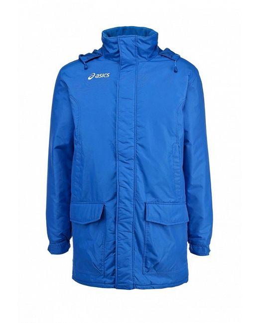 Куртка Утепленная Asics                                                                                                              синий цвет