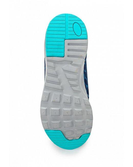 Кроссовки BASS3D                                                                                                              синий цвет