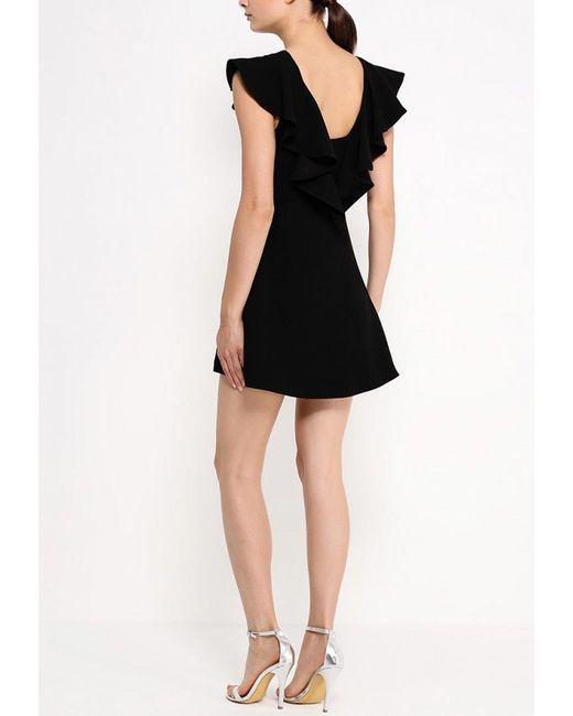 Платье BCBGeneration                                                                                                              чёрный цвет