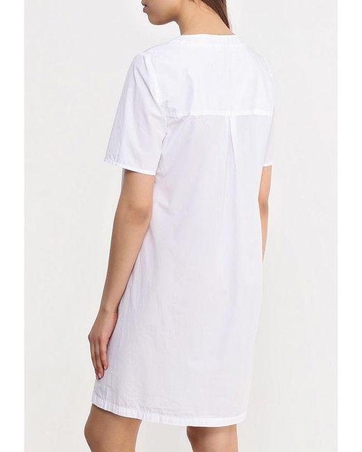 Туника United Colors Of Benetton                                                                                                              белый цвет