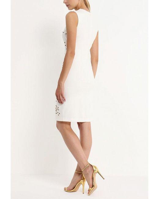 Платье Bebe                                                                                                              многоцветный цвет