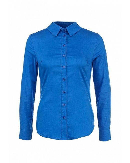 Рубашка Befree                                                                                                              синий цвет