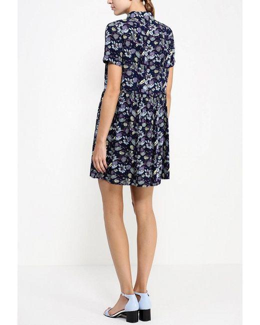 Платье Befree                                                                                                              серый цвет