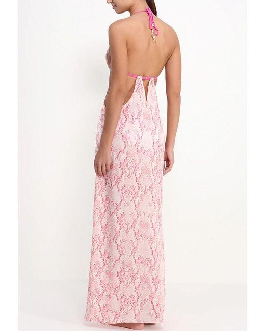Платье Пляжное Beach Bunny                                                                                                              розовый цвет
