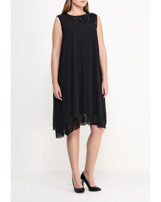 Платье bestiadonna                                                                                                              чёрный цвет