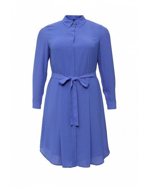 Платье bestiadonna                                                                                                              синий цвет