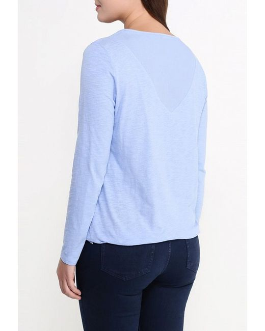 Блуза Betty Barclay                                                                                                              голубой цвет