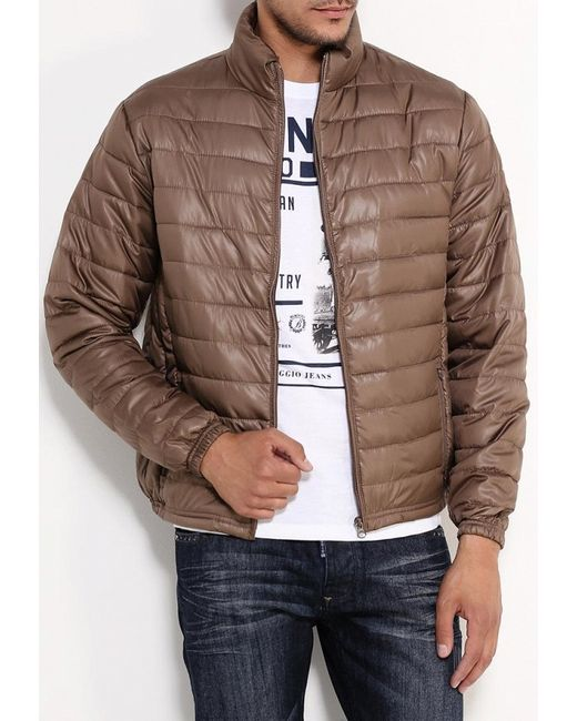 Куртка Утепленная BIAGGIO                                                                                                              коричневый цвет