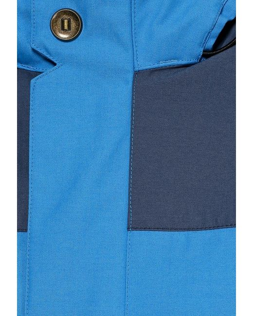 Куртка Горнолыжная Bonfire                                                                                                              синий цвет