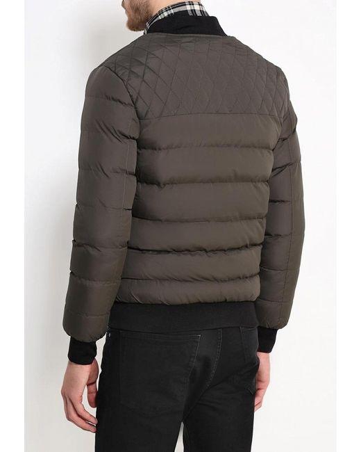 Куртка Утепленная Brave Soul                                                                                                              хаки цвет