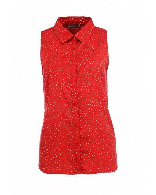 Блуза Brave Soul                                                                                                              красный цвет