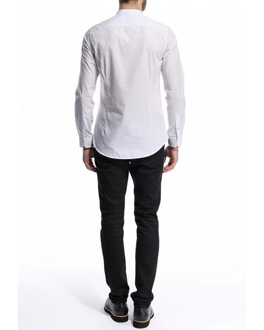 Рубашка Burton Menswear London                                                                                                              белый цвет