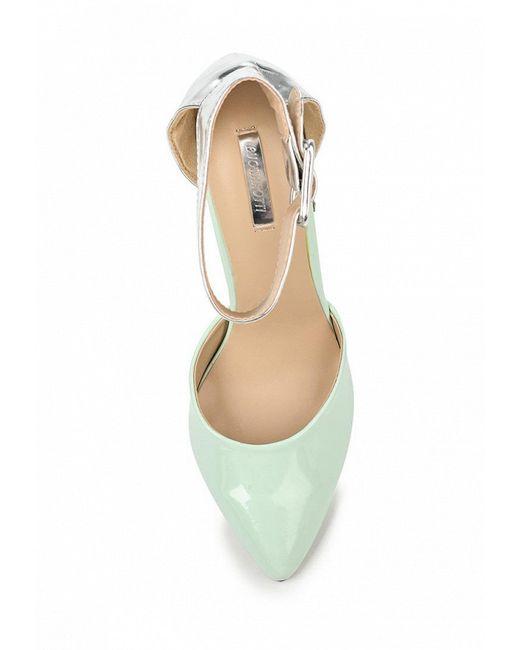 Туфли Buonarotti                                                                                                              многоцветный цвет