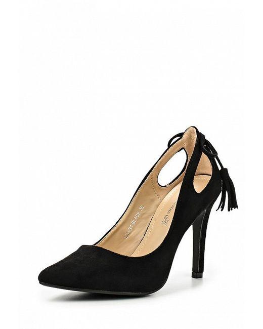 Туфли CATHERINE'S                                                                                                              чёрный цвет