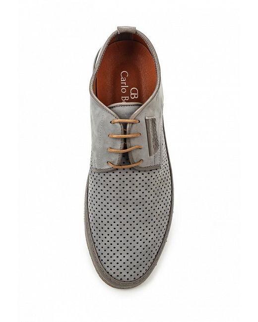 Туфли Carlo Bellini                                                                                                              серый цвет