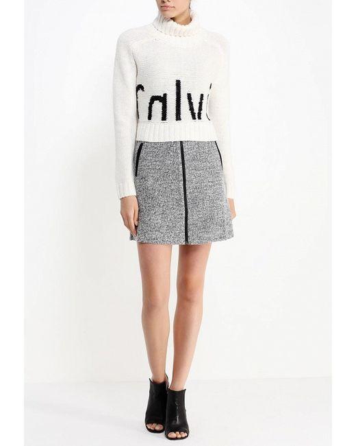 Свитер Calvin Klein Jeans                                                                                                              белый цвет