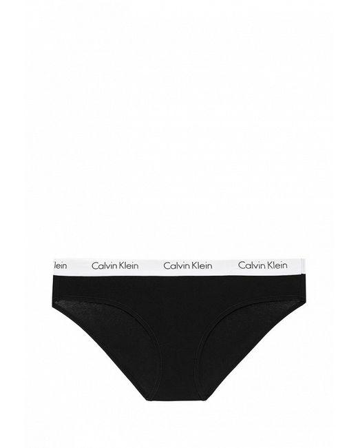 Трусы Underwear Calvin Klein                                                                                                              чёрный цвет